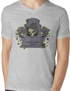 Fragment Reaper Mens V-Neck T-Shirt