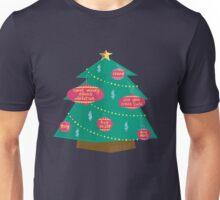 Capital Christmas tree Unisex T-Shirt