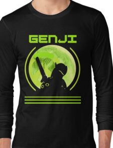 OVERWATCH GENJI Long Sleeve T-Shirt
