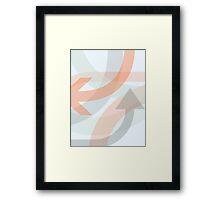Venteux Framed Print