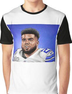 EZEKIEL ELLIOT Graphic T-Shirt