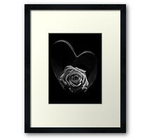 The Rose II Framed Print