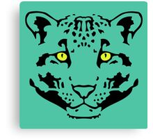 lynx cat cougar puma Canvas Print