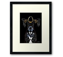 Night of the Living Daft Framed Print