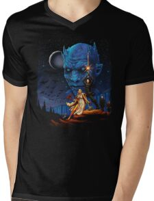 Throne wars is coming Mens V-Neck T-Shirt
