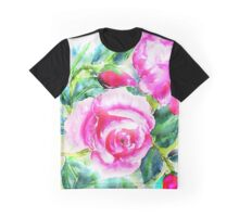 Floral 10 Graphic T-Shirt