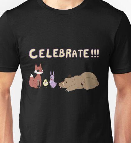 Celebrate! FNAF Unisex T-Shirt