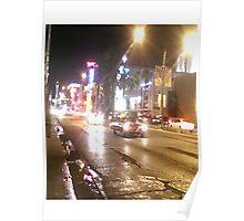 Vegas St Poster