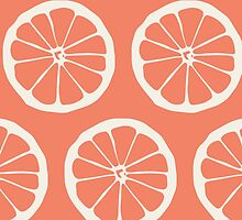 Big Slices - Tangerine by solnoirstudios