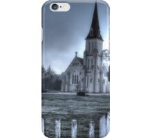 St Andrew's Anglican Church, Evandale. iPhone Case/Skin