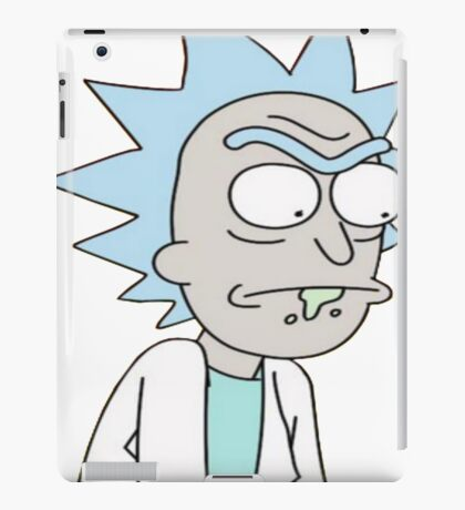 Rick from Rick and Morty iPad Case/Skin