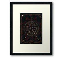 Doctor Strange - Magic Symbol Framed Print