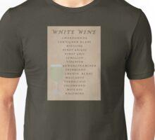 White Wines Unisex T-Shirt