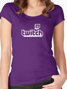 Twitch kappa Women's Fitted Scoop T-Shirt