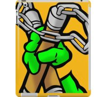 Michelangelo's weapon of choice iPad Case/Skin