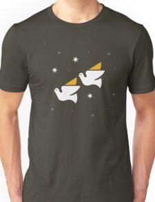 Two Turtle Doves Unisex T-Shirt