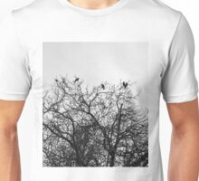 Murder of Crows Unisex T-Shirt