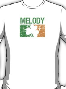 Melody Surname Irish T-Shirt