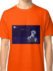 Moongazing, Full  Classic T-Shirt
