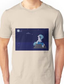 Moongazing, Full  Unisex T-Shirt