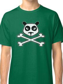 panda funny skull Classic T-Shirt