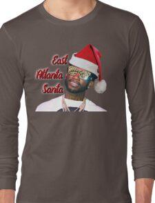 Gucci Mane East Atlanta Santa Christmas Long Sleeve T-Shirt