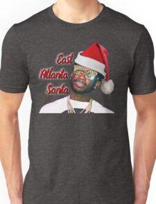 Gucci Mane East Atlanta Santa Christmas Unisex T-Shirt
