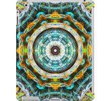 Fractal Glass Kaleidoscope iPad Case/Skin