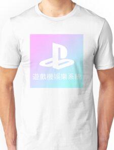 Playstation Aesthetic  Unisex T-Shirt