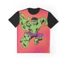 Incredible Hulk Graphic T-Shirt