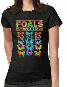 Foals Womens Fitted T-Shirt