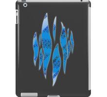 Dedsec Graffiti Spray Custom Blue iPad Case/Skin