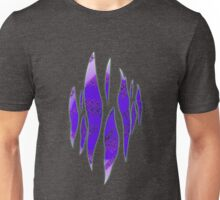 Dedsec Graffiti Spray Custom Purple Unisex T-Shirt