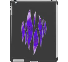 Dedsec Graffiti Spray Custom Purple iPad Case/Skin