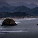 Oregon Coast by Yukondick