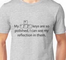 WASD Polish Unisex T-Shirt