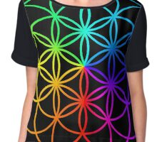 Coldplay 2 Chiffon Top