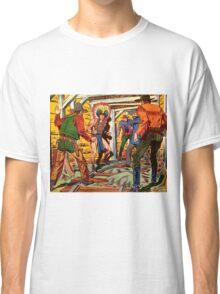 AMERICAN EAGLE-2 Classic T-Shirt
