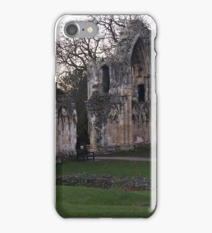 St. Mary's Abbey iPhone Case/Skin