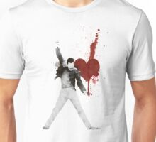 Queen of Hearts Unisex T-Shirt