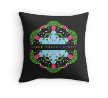 Coldplay 20 Throw Pillow