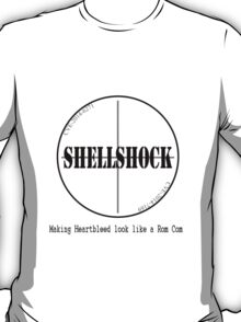 Funny Shellshock Bash Bug Shirt  T-Shirt