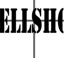 Funny Shellshock Bash Bug Shirt  Sticker
