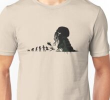 Lovecraftian Evolution Unisex T-Shirt