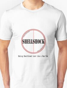 Shellshock making heartbleed look like a rom com Funny Shirt T-Shirt