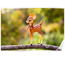 Bambi walks the tightrope Poster