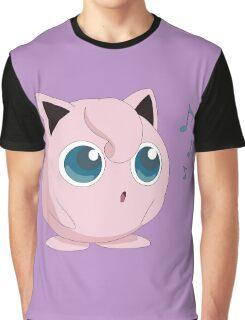 Jigglypuff song Graphic T-Shirt