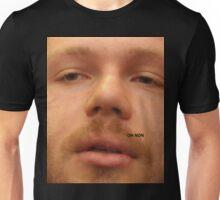 Face de meme (oh non) Unisex T-Shirt