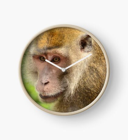 On watch Clock