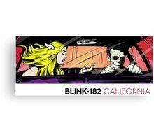 Blink 6 Canvas Print
